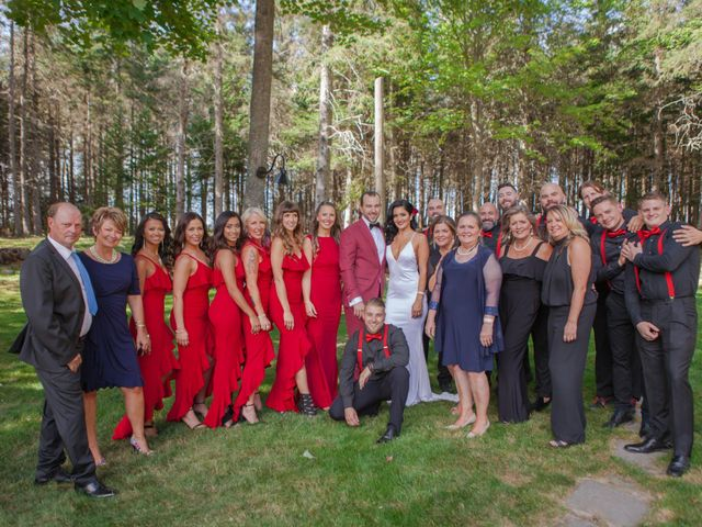 Andrew and candace's wedding in Moncton, New Brunswick 82