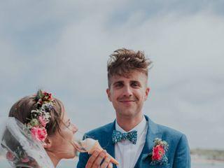 The wedding of Raymond and Sandra 1