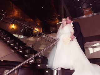 The wedding of Crystal and Shane 1