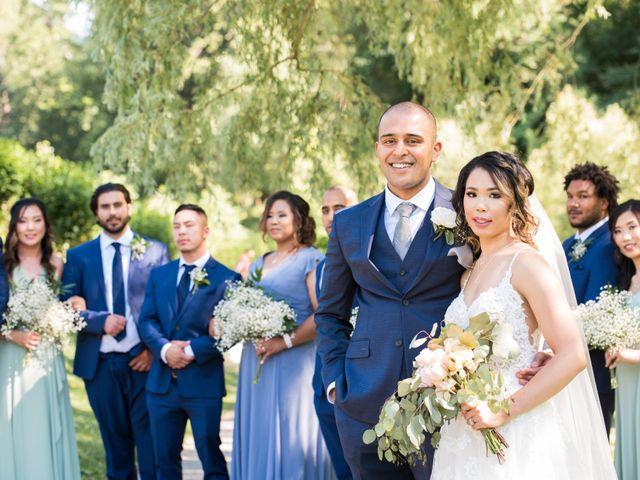 Naseer And Erin's Wedding In Toronto, Ontario