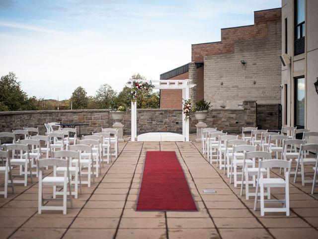 Steve and Chere's wedding in Hamilton, Ontario 4