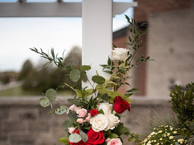 Steve and Chere's wedding in Hamilton, Ontario 5