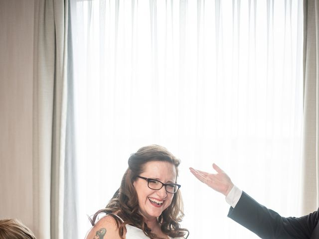 Steve and Chere's wedding in Hamilton, Ontario 11