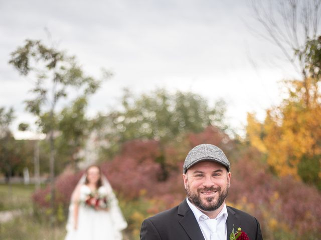Steve and Chere's wedding in Hamilton, Ontario 12