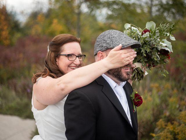 Steve and Chere's wedding in Hamilton, Ontario 13