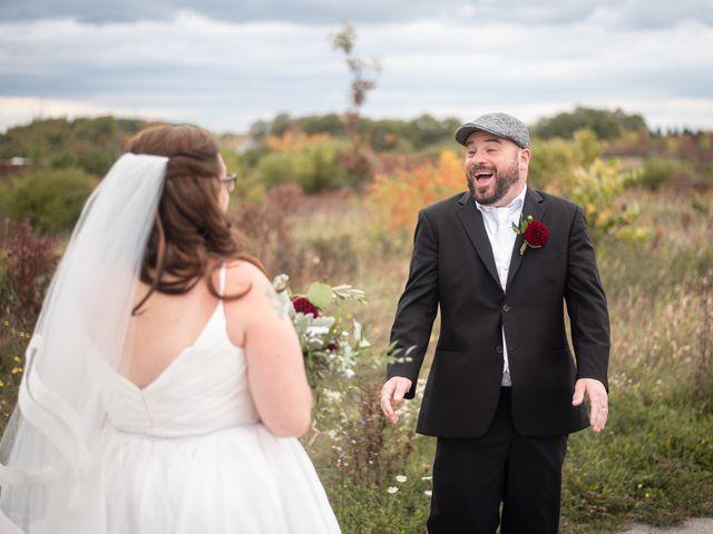 Steve and Chere's wedding in Hamilton, Ontario 14