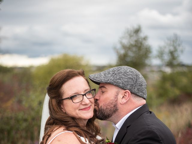 Steve and Chere's wedding in Hamilton, Ontario 16