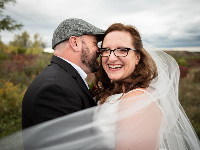 Steve and Chere's wedding in Hamilton, Ontario 18