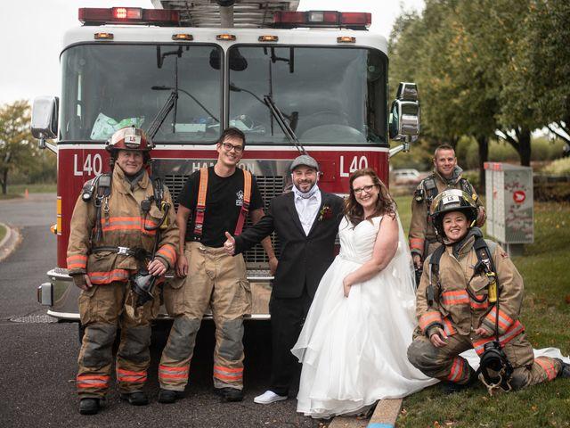 Steve and Chere's wedding in Hamilton, Ontario 2