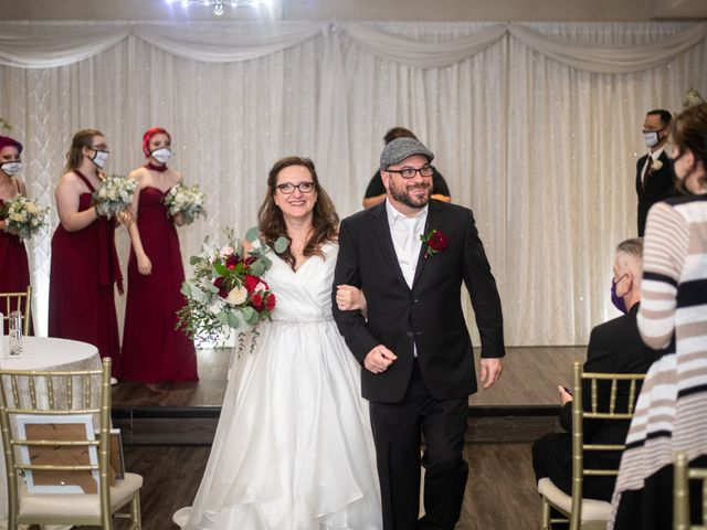Steve and Chere's wedding in Hamilton, Ontario 20