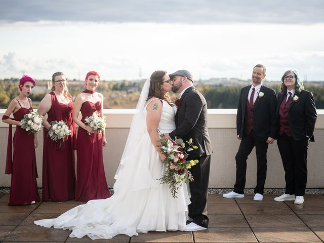 Steve and Chere's wedding in Hamilton, Ontario 22