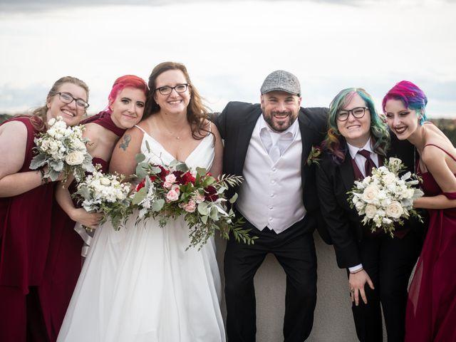 Steve and Chere's wedding in Hamilton, Ontario 25