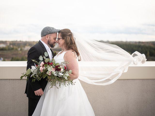 Steve and Chere's wedding in Hamilton, Ontario 27