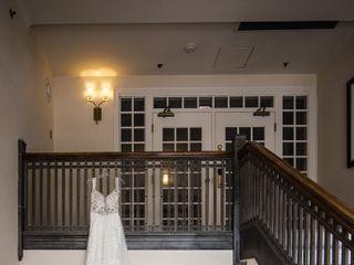 The wedding of Samantha and Elliot 1