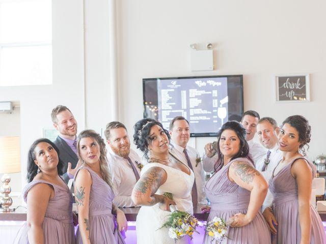 David and Olivia's wedding in Moncton, New Brunswick 25