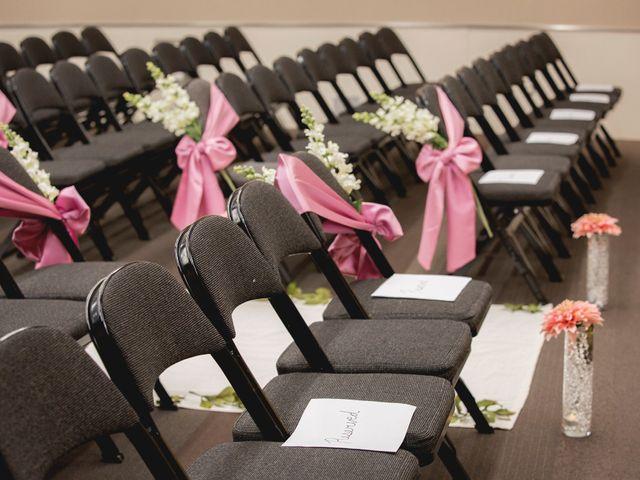 Matt and Allison's wedding in Edmonton, Alberta 10