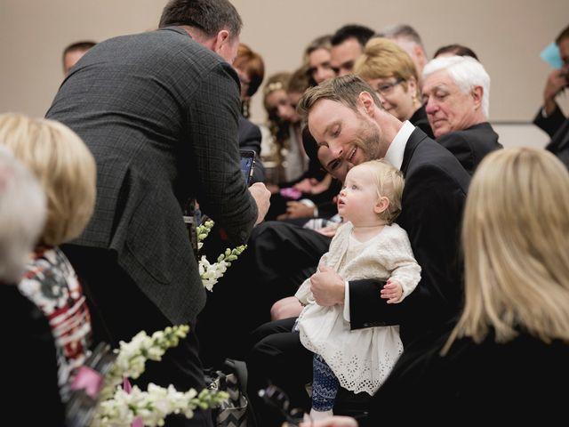Matt and Allison's wedding in Edmonton, Alberta 13