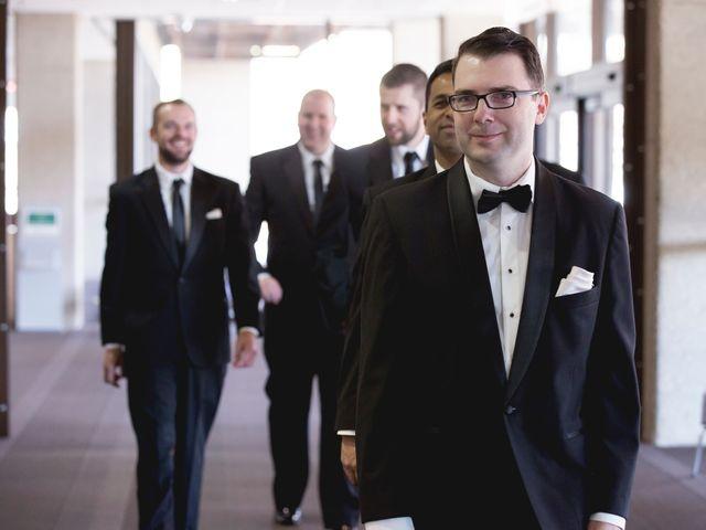 Matt and Allison's wedding in Edmonton, Alberta 17