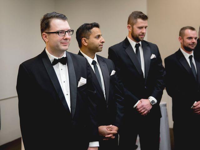 Matt and Allison's wedding in Edmonton, Alberta 22