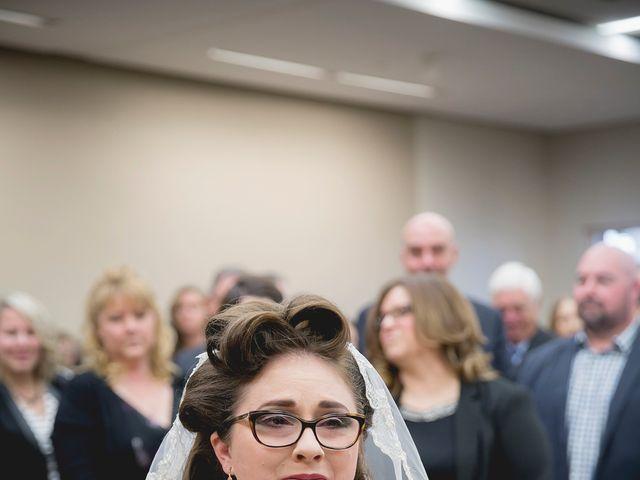 Matt and Allison's wedding in Edmonton, Alberta 24