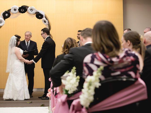 Matt and Allison's wedding in Edmonton, Alberta 25