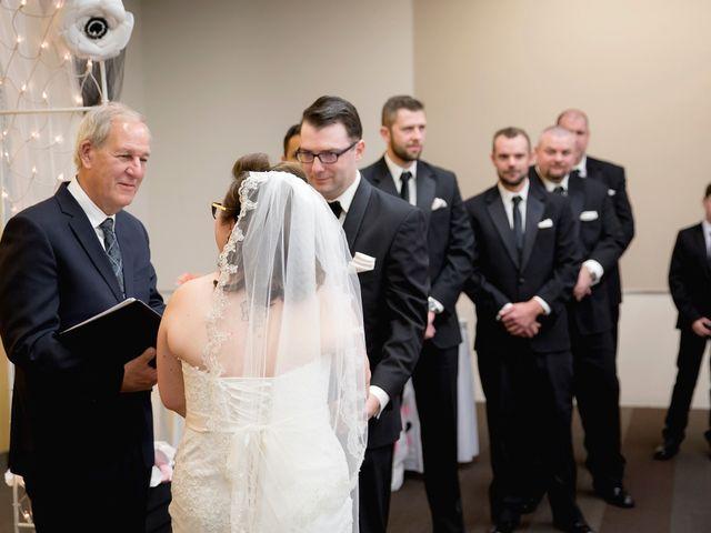 Matt and Allison's wedding in Edmonton, Alberta 26