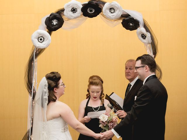 Matt and Allison's wedding in Edmonton, Alberta 27
