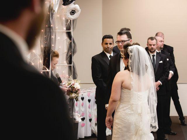 Matt and Allison's wedding in Edmonton, Alberta 30