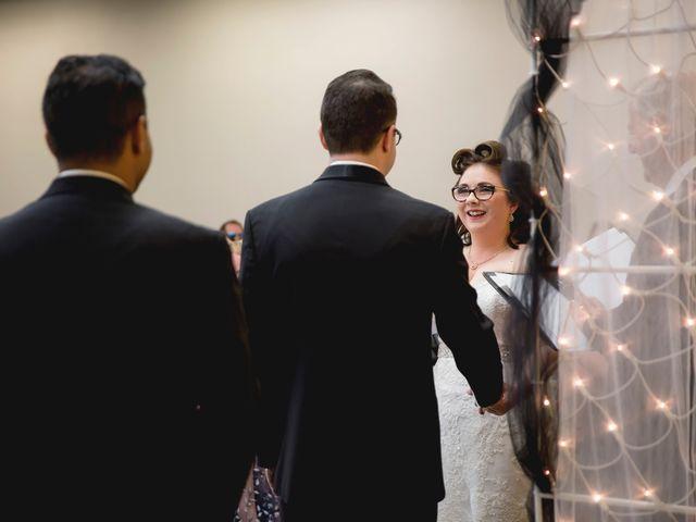 Matt and Allison's wedding in Edmonton, Alberta 32