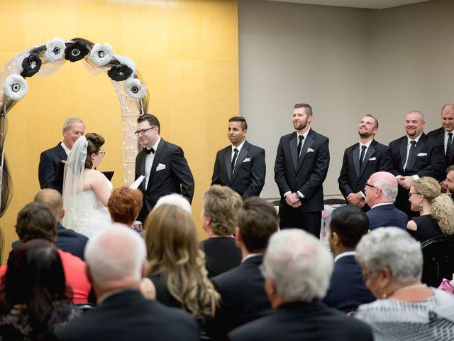 Matt and Allison's wedding in Edmonton, Alberta 33