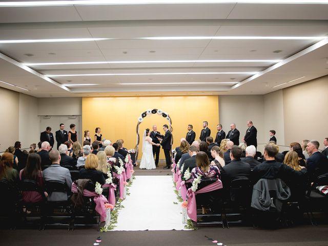Matt and Allison's wedding in Edmonton, Alberta 35