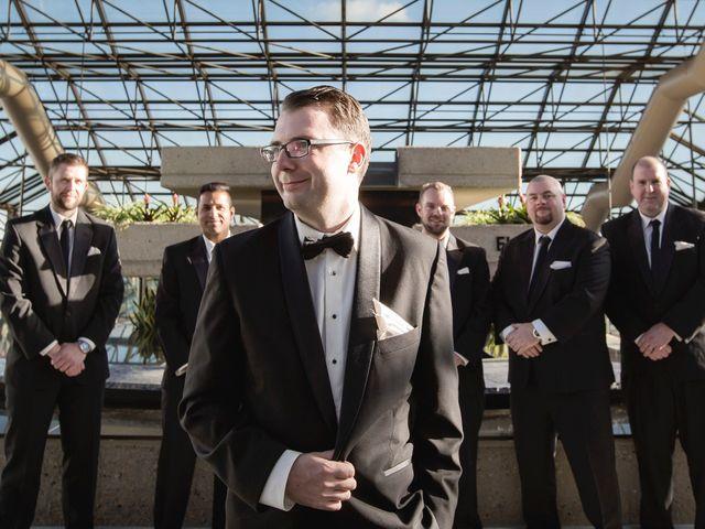 Matt and Allison's wedding in Edmonton, Alberta 38