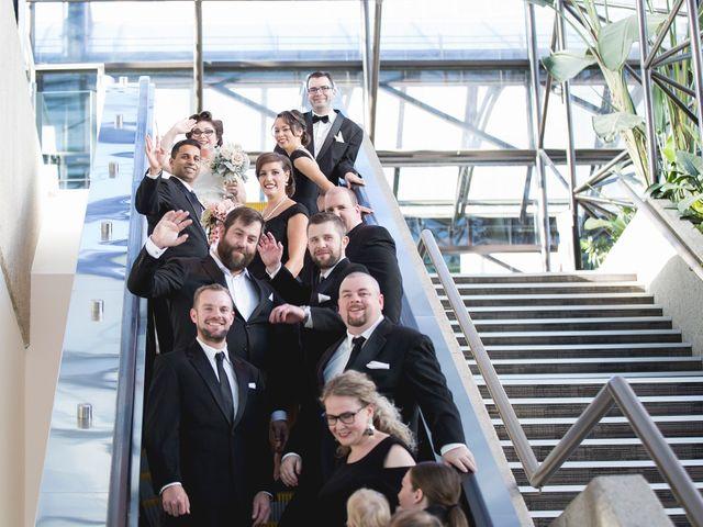 Matt and Allison's wedding in Edmonton, Alberta 39