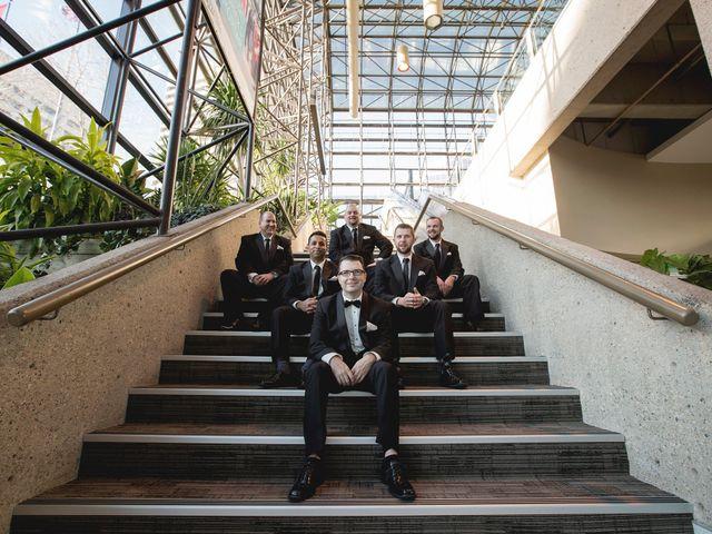 Matt and Allison's wedding in Edmonton, Alberta 42