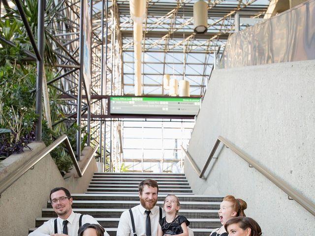 Matt and Allison's wedding in Edmonton, Alberta 45