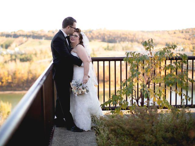 Matt and Allison's wedding in Edmonton, Alberta 48