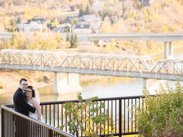 Matt and Allison's wedding in Edmonton, Alberta 49