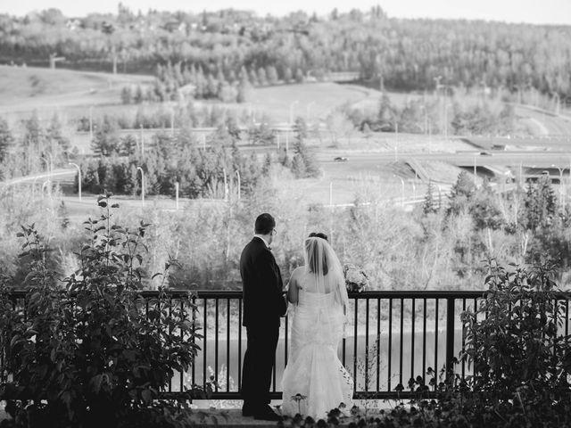 Matt and Allison's wedding in Edmonton, Alberta 50