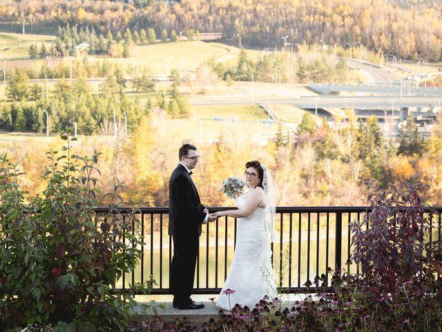 Matt and Allison's wedding in Edmonton, Alberta 51