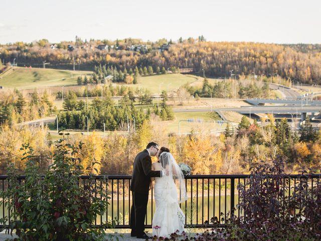 Matt and Allison's wedding in Edmonton, Alberta 52