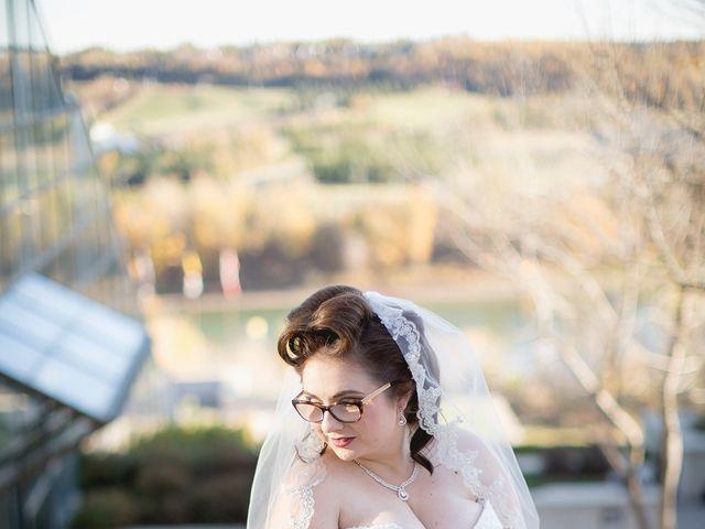 Matt and Allison's wedding in Edmonton, Alberta 60