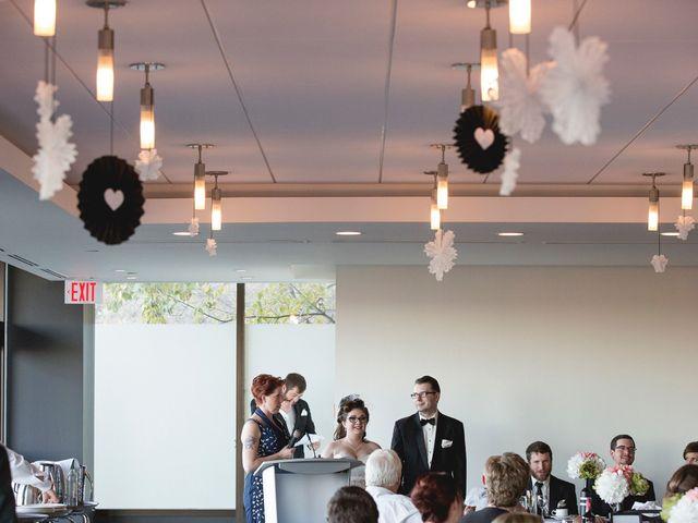 Matt and Allison's wedding in Edmonton, Alberta 79
