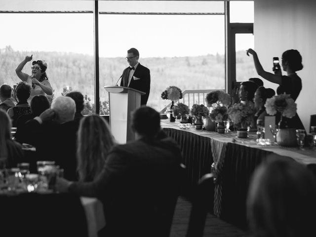 Matt and Allison's wedding in Edmonton, Alberta 91