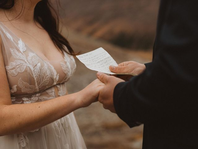 Alex and Kayley's wedding in Kananaskis, Alberta 20