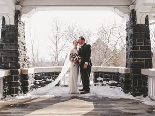 The wedding of Gabrielle and Kyle