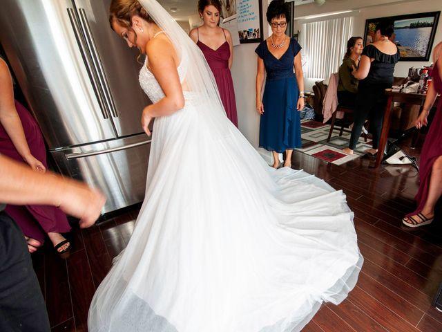 Ashlynn and Andrew's wedding in Elmvale, Ontario 4