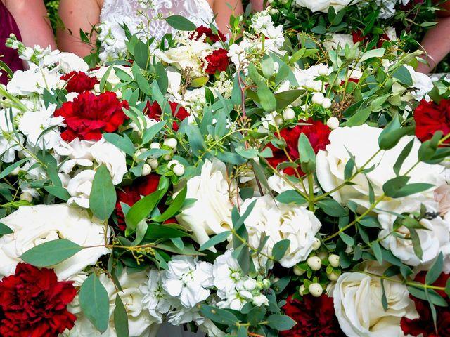 Ashlynn and Andrew's wedding in Elmvale, Ontario 6