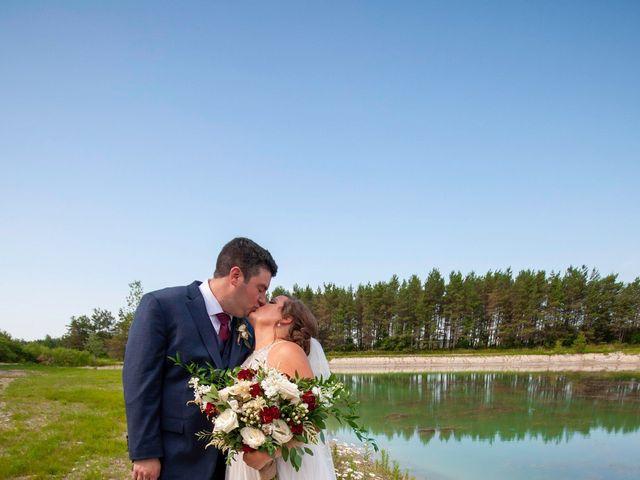 Ashlynn and Andrew's wedding in Elmvale, Ontario 8