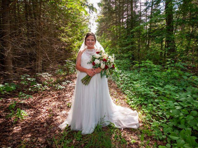 Ashlynn and Andrew's wedding in Elmvale, Ontario 12