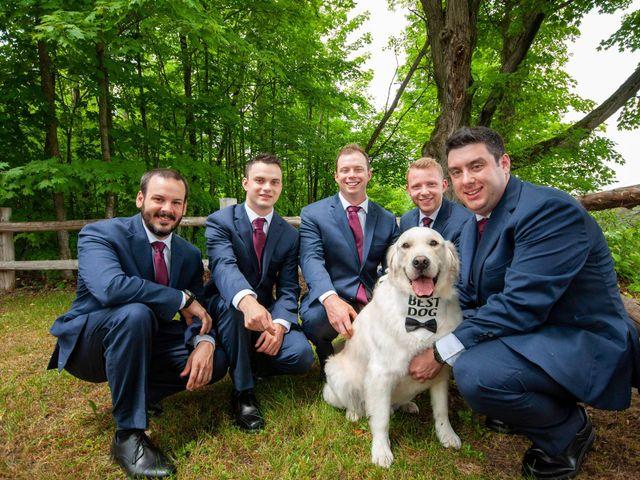 Ashlynn and Andrew's wedding in Elmvale, Ontario 14